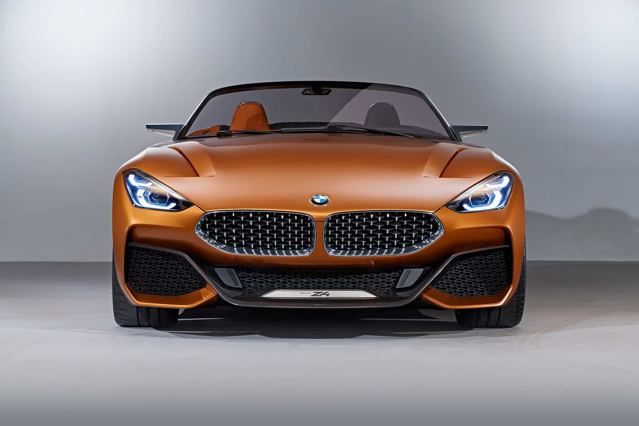 31 Gallery of 2019 Bmw Z4 Concept Model with 2019 Bmw Z4 Concept