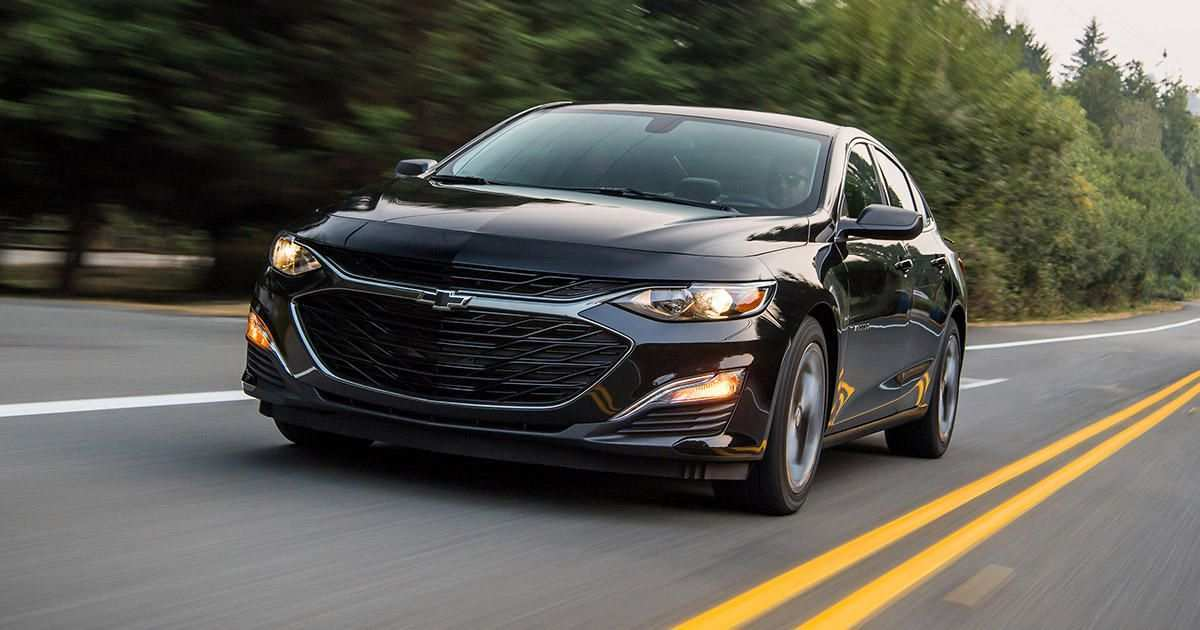 31 Gallery of 2019 Chevrolet Malibu Specs and Review by 2019 Chevrolet Malibu