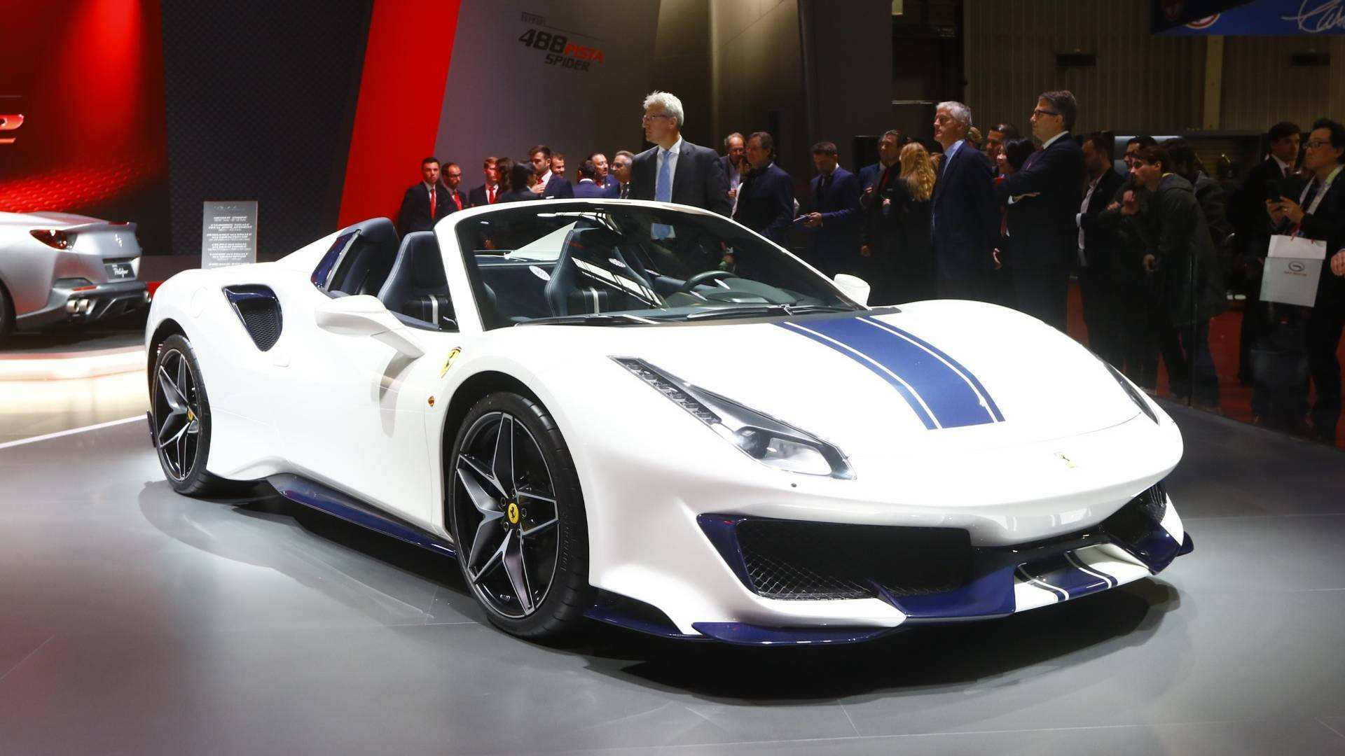 31 Gallery of 2019 Ferrari 488 Pista 2 Photos for 2019 Ferrari 488 Pista 2