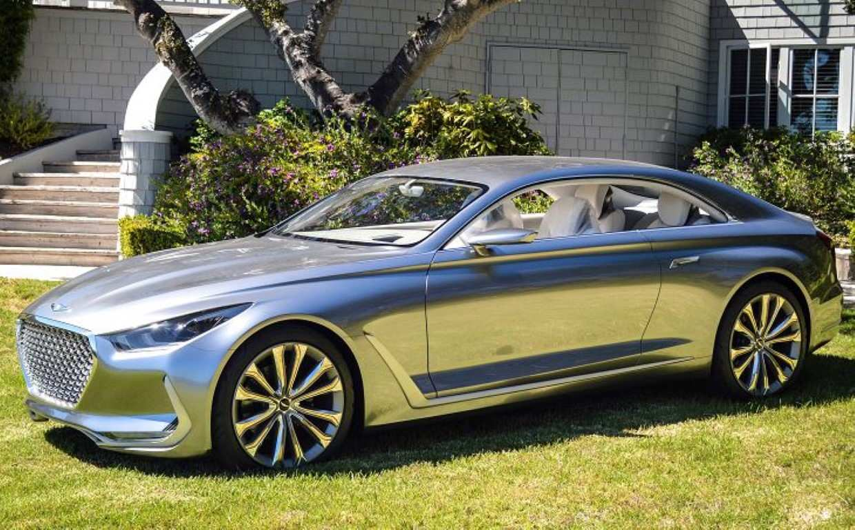 31 Gallery of 2019 Genesis Coupe Concept by 2019 Genesis Coupe