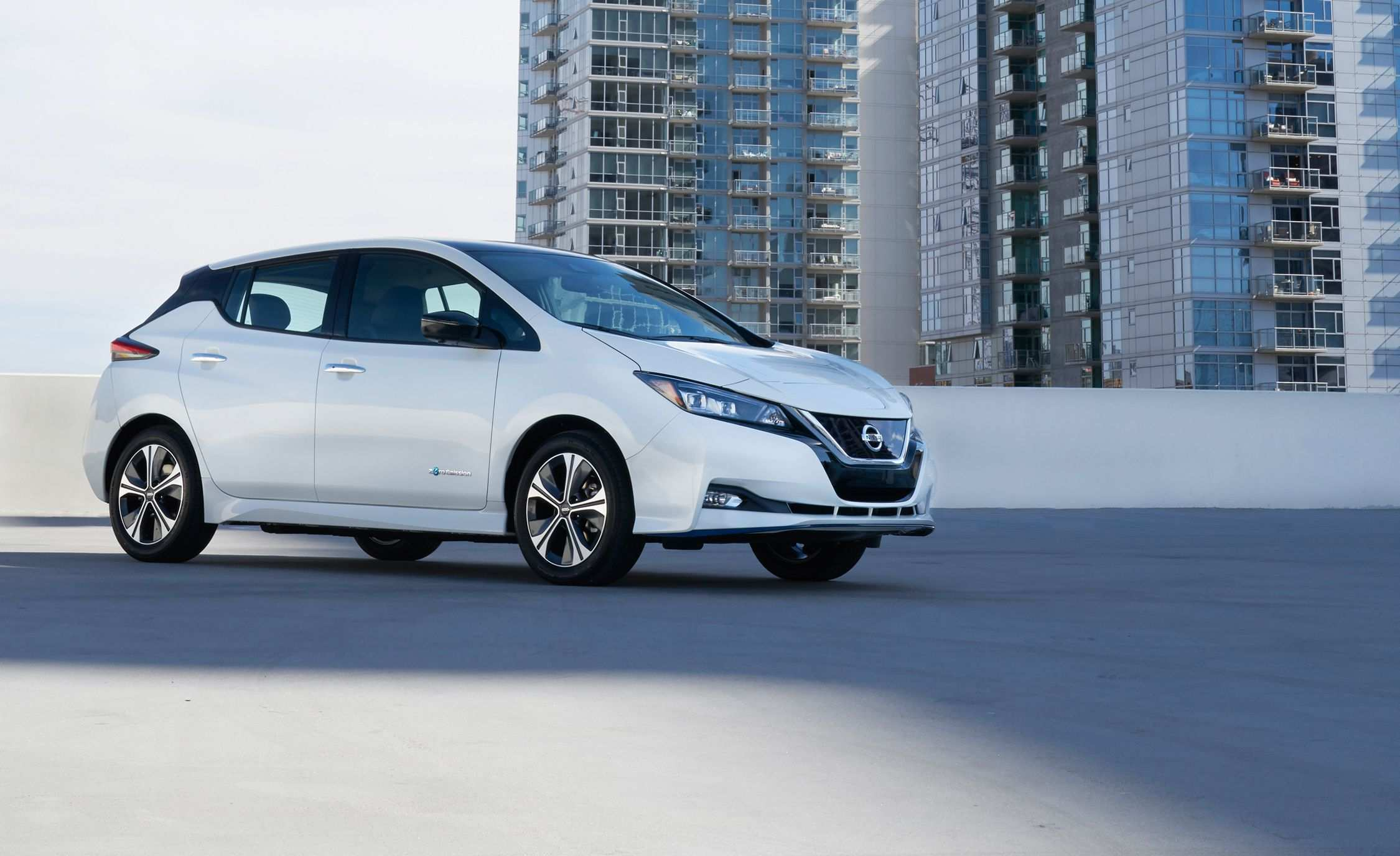 31 Gallery of 2019 Nissan Electric Car Spy Shoot by 2019 Nissan Electric Car