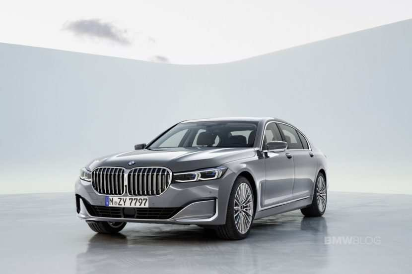 31 Great 2019 Bmw 7 Series Lci Exterior and Interior by 2019 Bmw 7 Series Lci