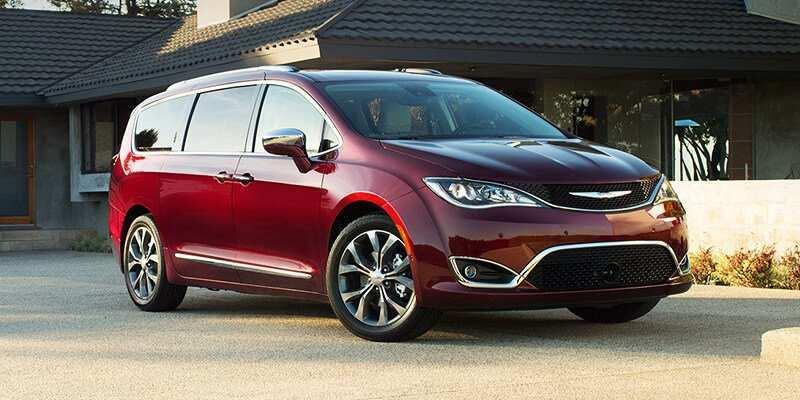 31 Great 2019 Chrysler Minivan Price and Review by 2019 Chrysler Minivan