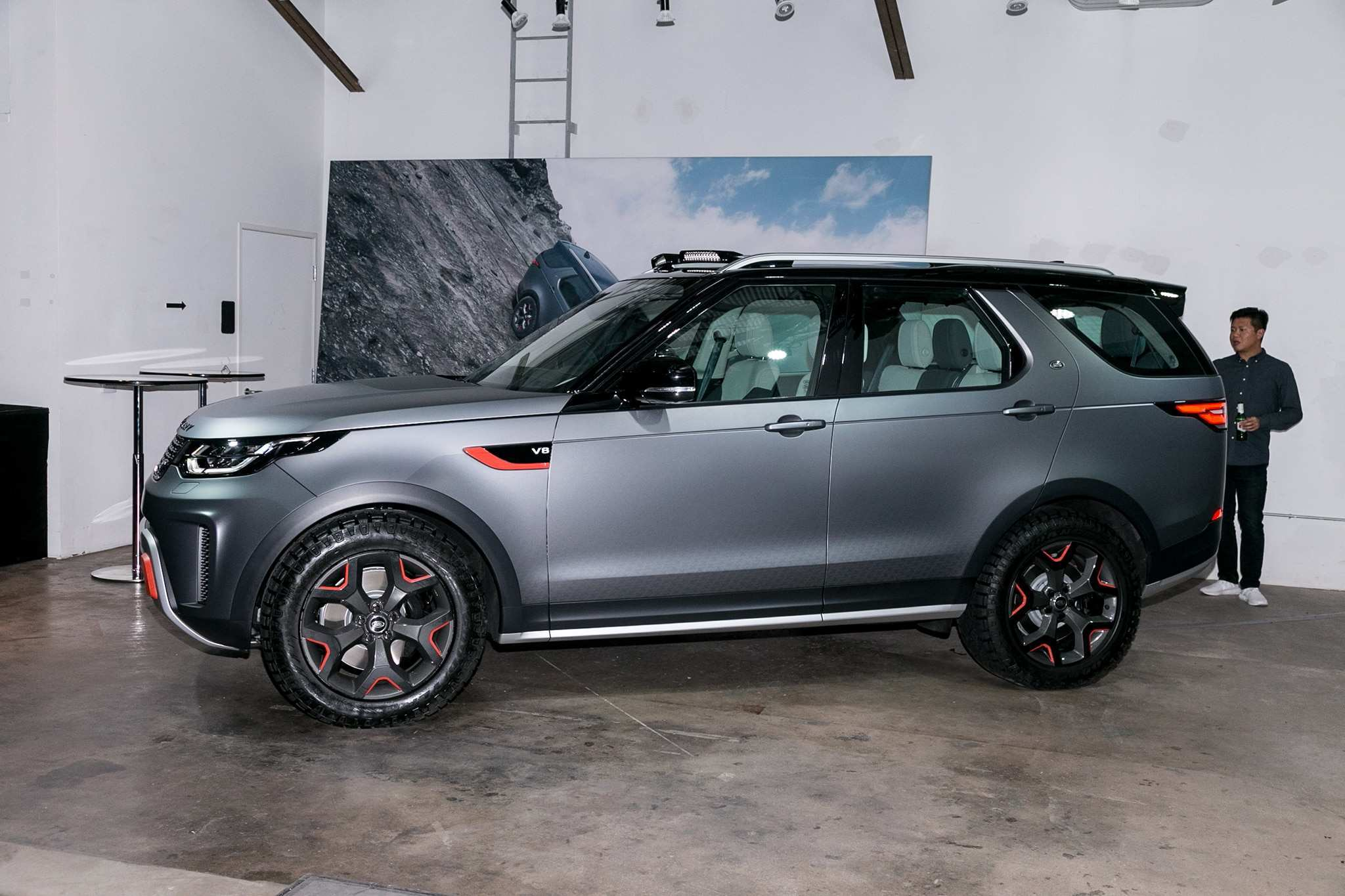 31 Great 2019 Land Rover Discovery Svx Pricing with 2019 Land Rover Discovery Svx