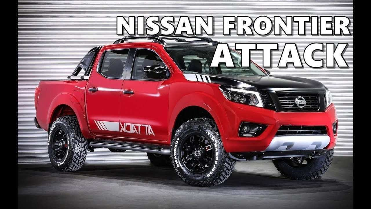 31 Great 2019 Nissan Frontier Attack Engine with 2019 Nissan Frontier Attack