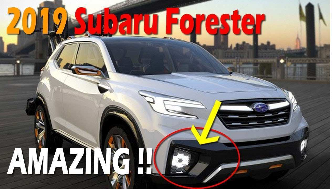 31 Great 2019 Subaru Redesign Interior by 2019 Subaru Redesign