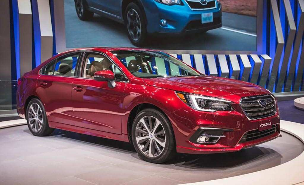 31 Great 2019 Subaru Redesign Spy Shoot by 2019 Subaru Redesign
