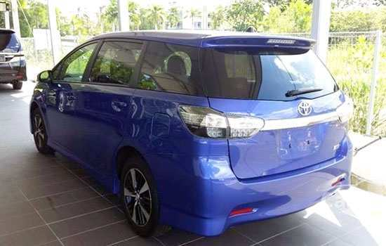 31 Great 2019 Toyota Wish Exterior by 2019 Toyota Wish