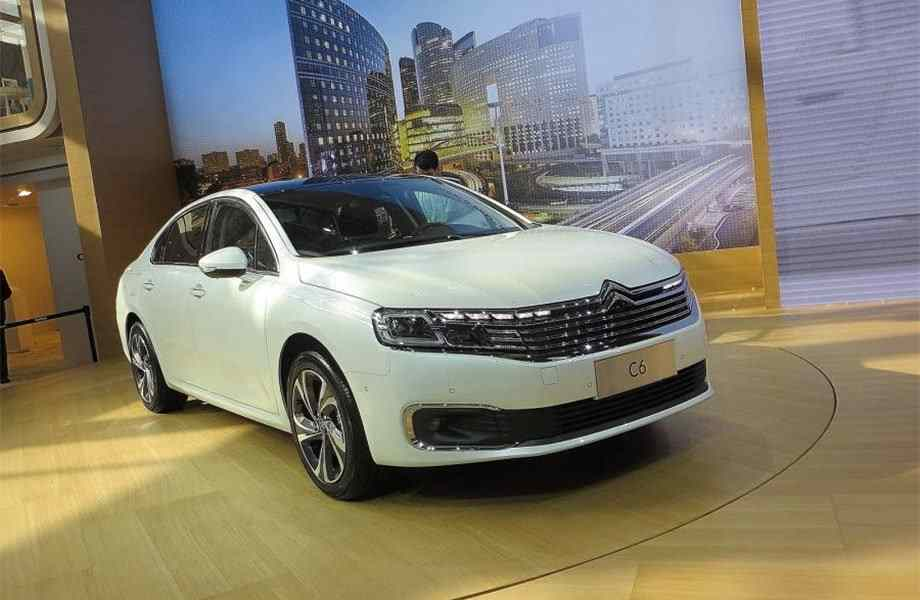 31 Great Citroen C6 2019 Price with Citroen C6 2019