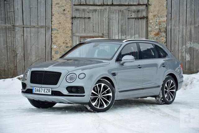 31 New 2019 Bentley Suv Price Spy Shoot with 2019 Bentley Suv Price