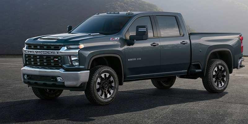 31 New 2019 Chevrolet 2500 Pickup Model by 2019 Chevrolet 2500 Pickup