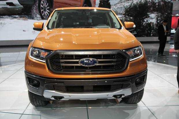 31 New 2019 Ford Ranger Auto Show Redesign for 2019 Ford Ranger Auto Show