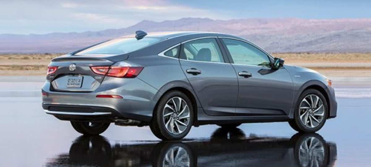 31 New 2019 Honda Insight Hybrid Spesification with 2019 Honda Insight Hybrid