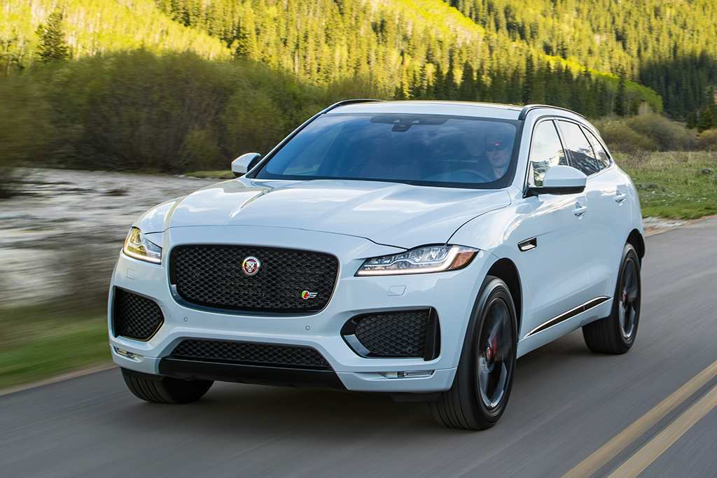 31 New 2019 Jaguar F Pace Changes Photos with 2019 Jaguar F Pace Changes