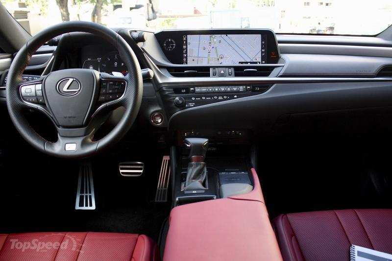 31 New 2019 Lexus Es Interior History with 2019 Lexus Es Interior