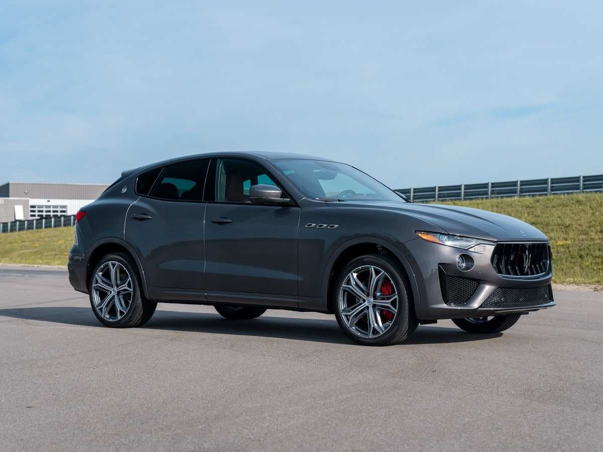 31 New 2019 Maserati Suv Photos by 2019 Maserati Suv