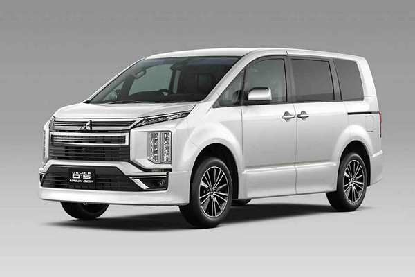 31 New 2019 Mitsubishi Delica Specs and Review with 2019 Mitsubishi Delica
