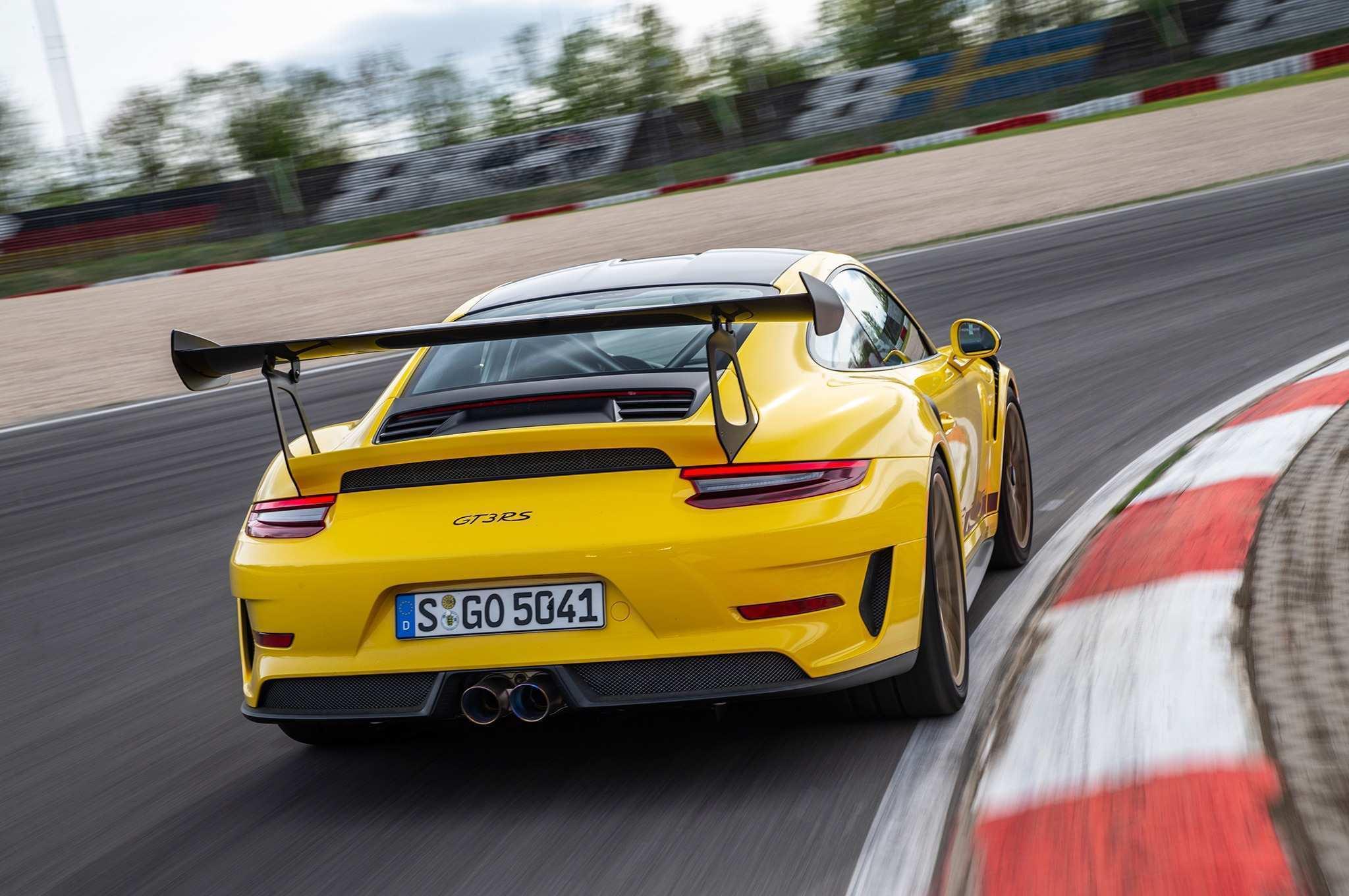 31 New 2019 Porsche Gt3 Rs Redesign for 2019 Porsche Gt3 Rs