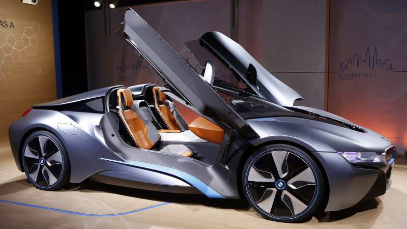 31 New 2020 Bmw I8 Concept for 2020 Bmw I8