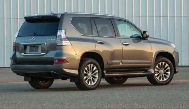 31 New 2020 Lexus Gx 460 Redesign First Drive by 2020 Lexus Gx 460 Redesign