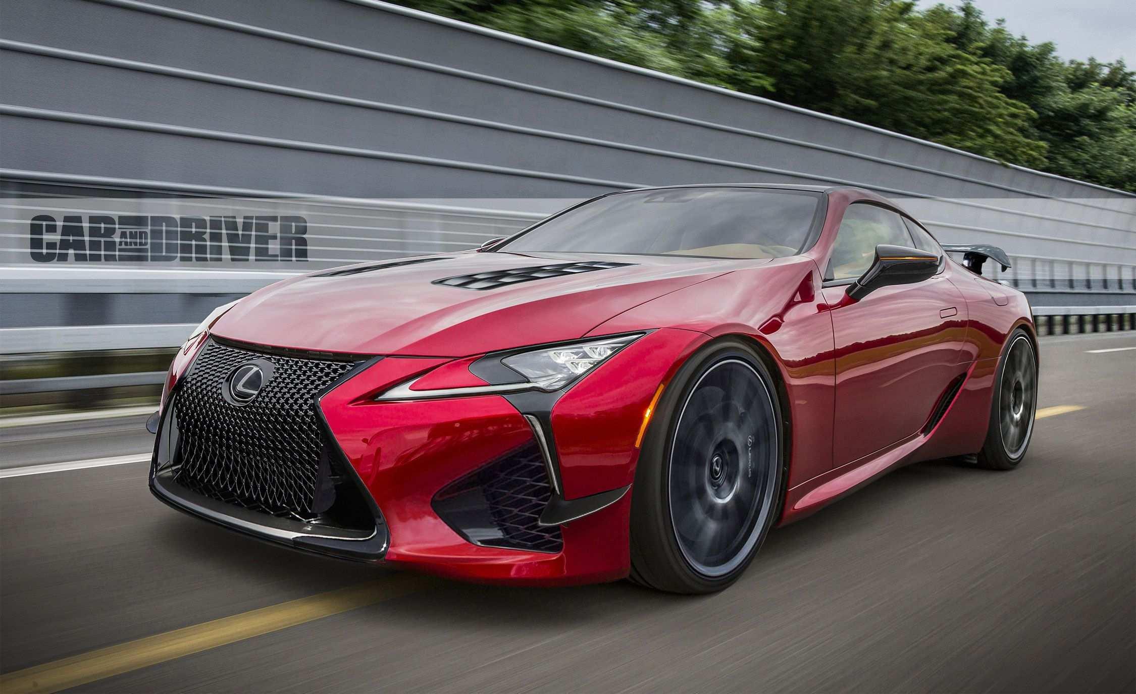 31 New 2020 Lexus Lc F Price by 2020 Lexus Lc F