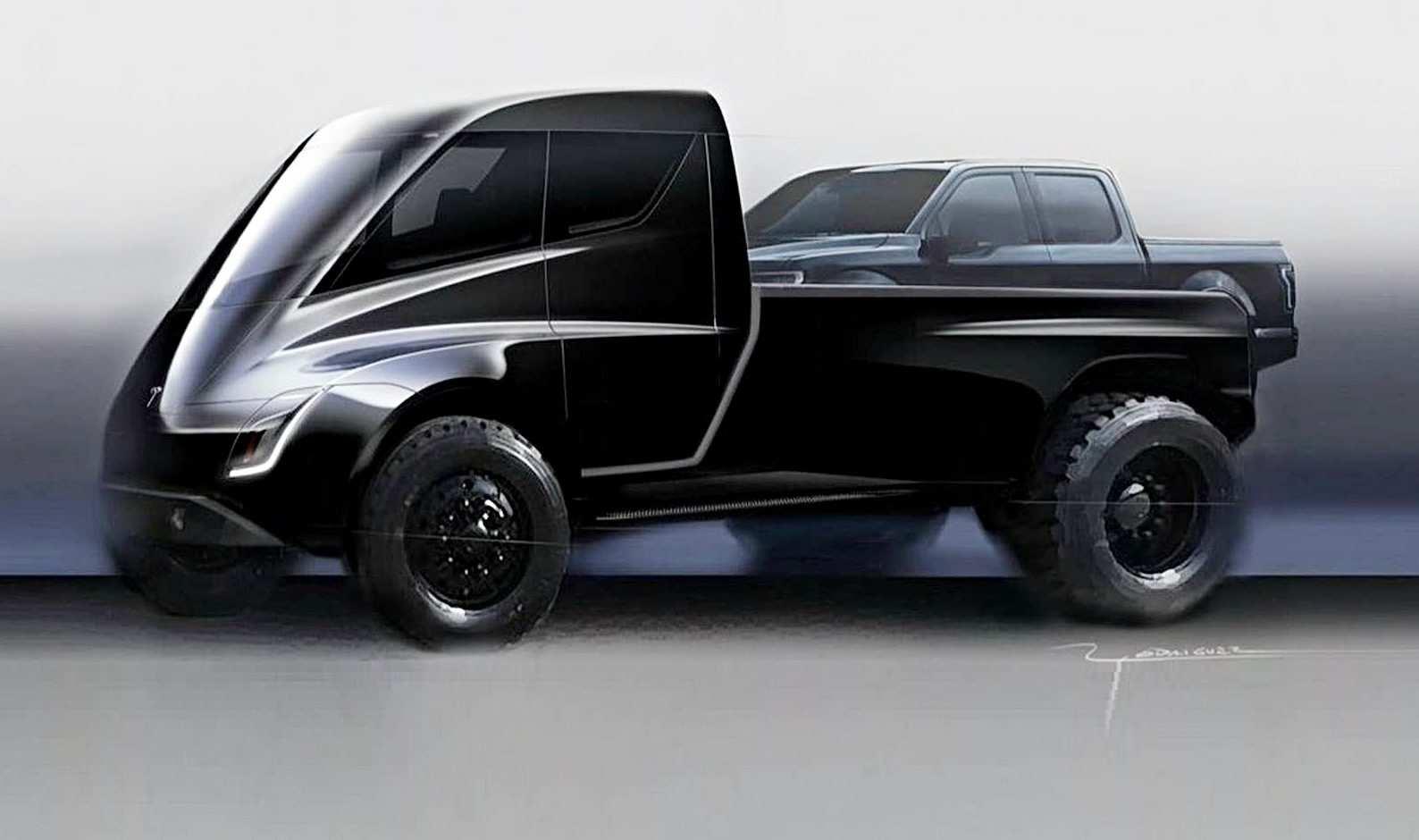 31 New 2020 Tesla Truck Release Date with 2020 Tesla Truck