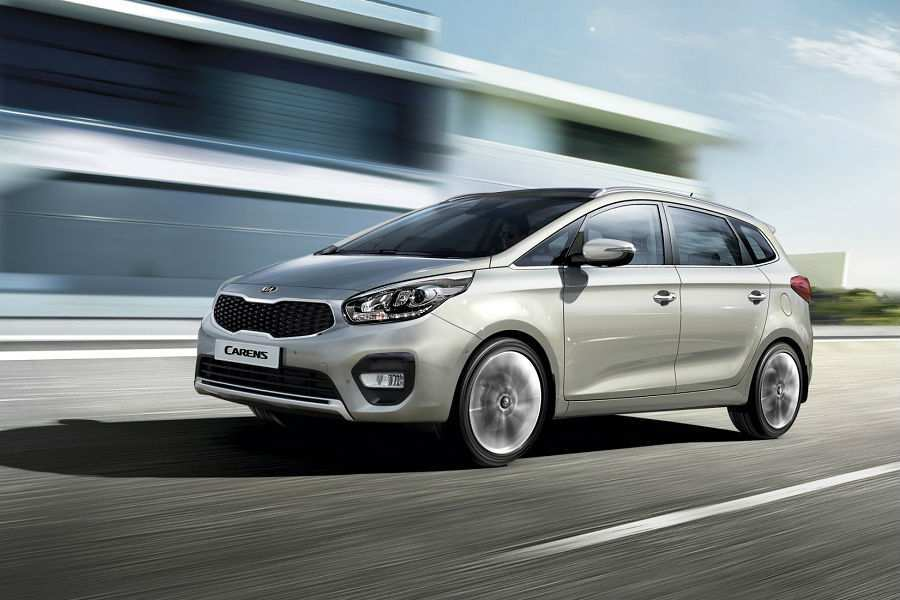 31 New Kia Carens 2020 New Concept with Kia Carens 2020