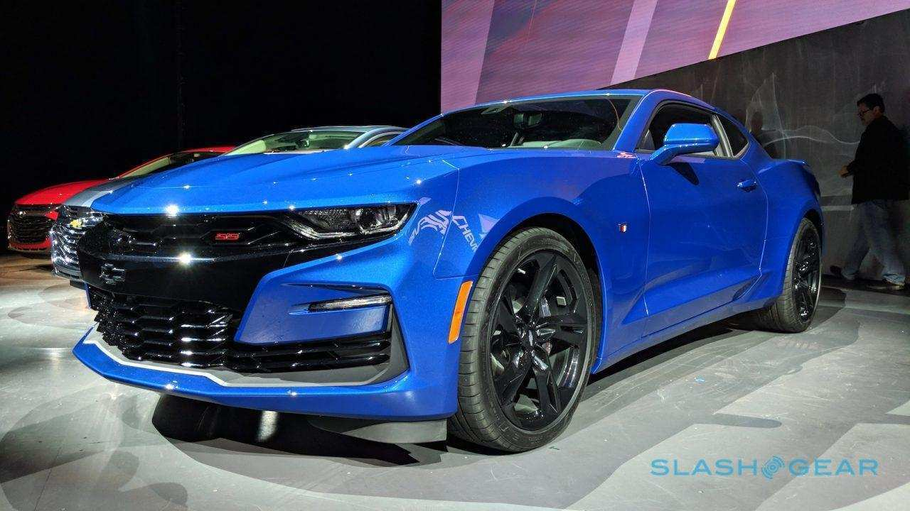 31 The 2019 Chevrolet Camaro Engine Performance and New Engine by 2019 Chevrolet Camaro Engine