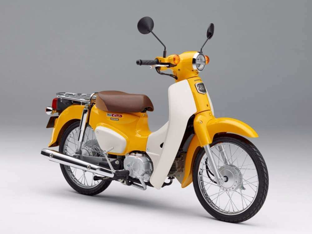 31 The 2019 Honda Super Cub Specs and Review with 2019 Honda Super Cub