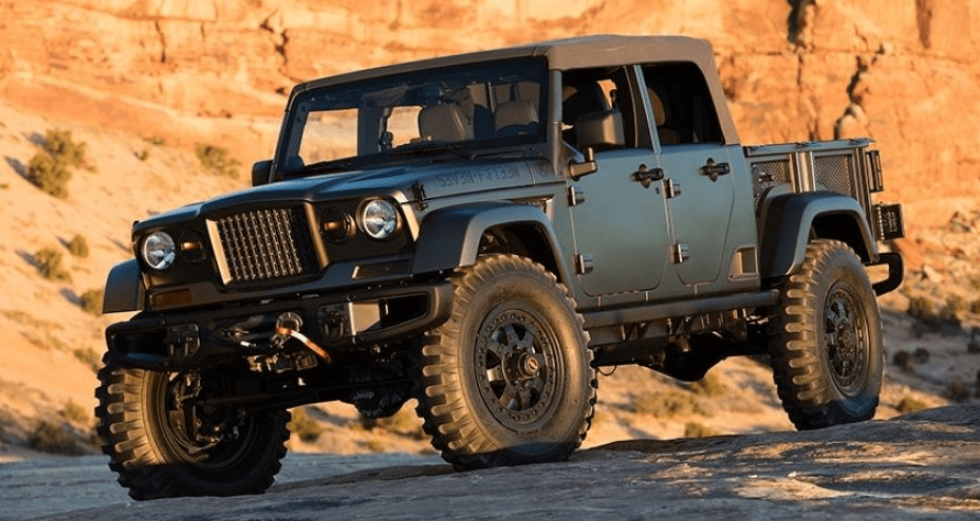 31 The 2019 Jeep Truck Interior Configurations by 2019 Jeep Truck Interior