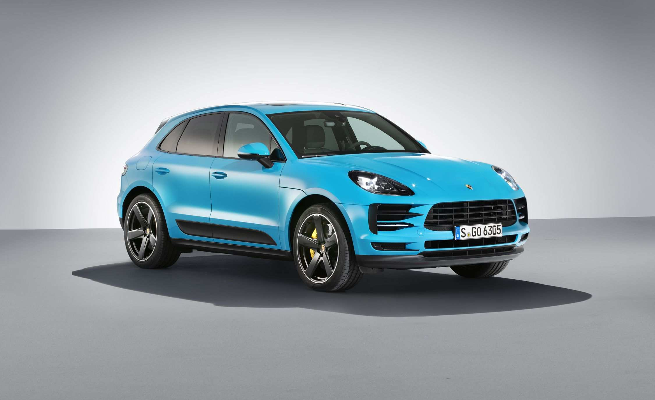 31 The 2019 Porsche Macan Hybrid Exterior and Interior for 2019 Porsche Macan Hybrid