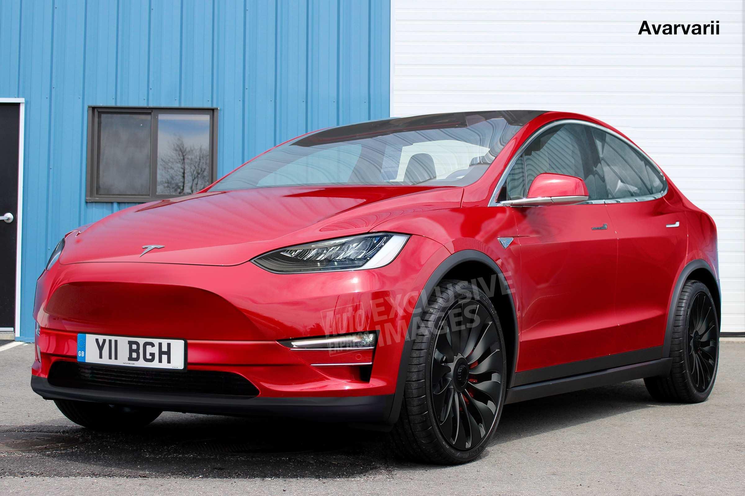31 The 2019 Tesla Model Y Release Date for 2019 Tesla Model Y