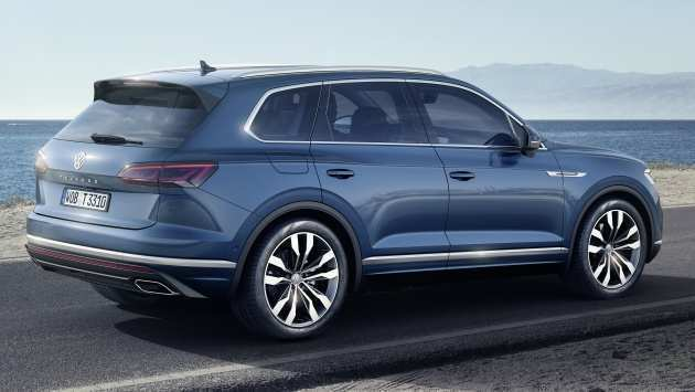 31 The 2019 Volkswagen Touareg Configurations by 2019 Volkswagen Touareg