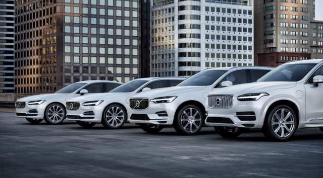 31 The 2019 Volvo Models Spy Shoot for 2019 Volvo Models