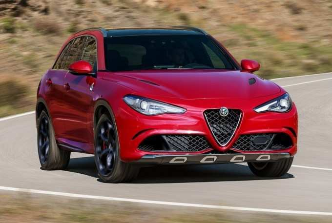 31 The 2020 Alfa Romeo Stelvio Wallpaper by 2020 Alfa Romeo Stelvio