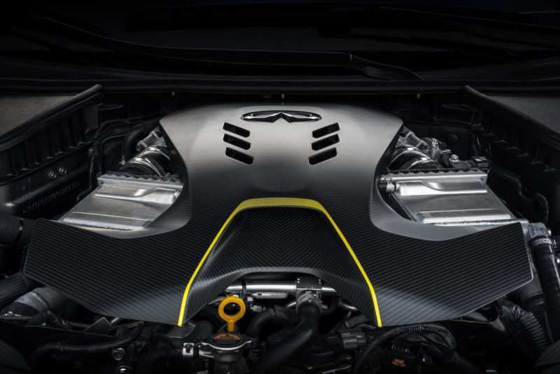 31 The 2020 Infiniti Q60 Black S Interior with 2020 Infiniti Q60 Black S