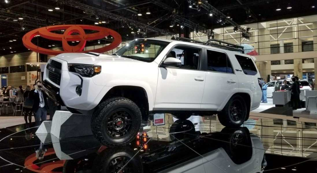31 The 2020 Toyota 4Runner Release Date Performance and New Engine for 2020 Toyota 4Runner Release Date