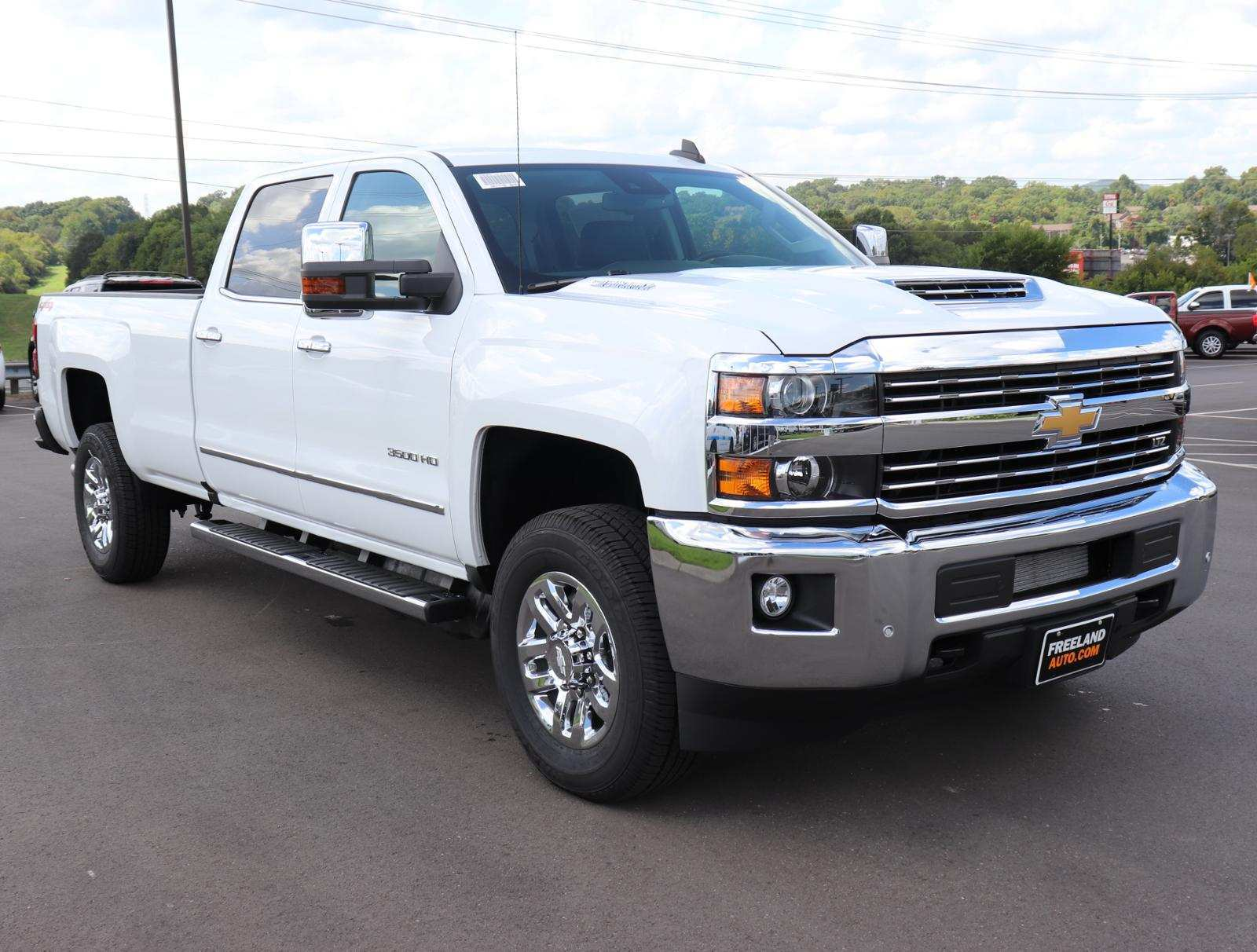 32 All New 2019 Chevrolet 3500 New Concept for 2019 Chevrolet 3500