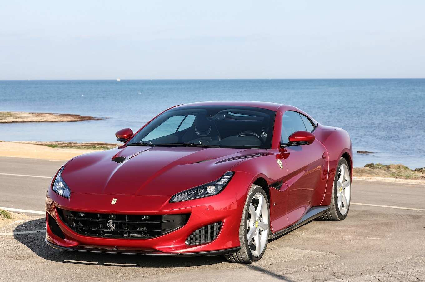 32 All New 2019 Ferrari Portofino First Drive for 2019 Ferrari Portofino
