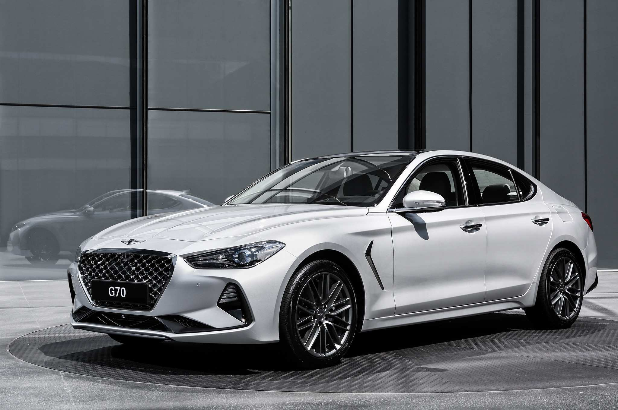 32 All New 2019 Genesis G70 Price Performance and New Engine with 2019 Genesis G70 Price