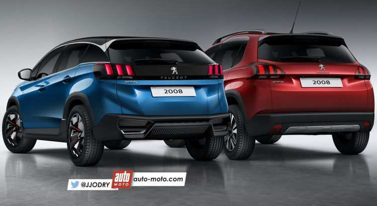 32 All New 2019 Peugeot 2008 Pricing by 2019 Peugeot 2008