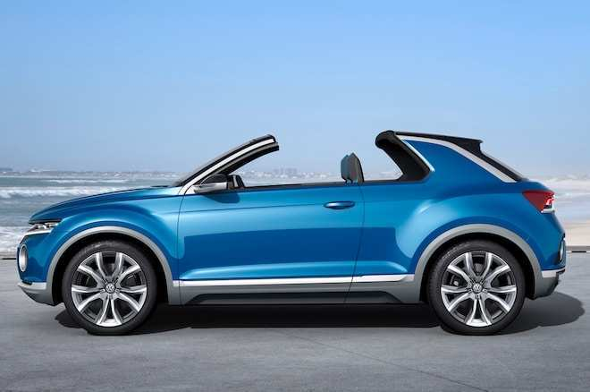 32 All New 2019 Volkswagen T Roc Redesign and Concept with 2019 Volkswagen T Roc