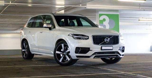 32 All New 2019 Volvo Xc90 Release Date Overview for 2019 Volvo Xc90 Release Date