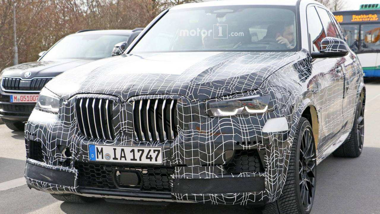 32 All New 2020 Bmw X5M Rumors by 2020 Bmw X5M