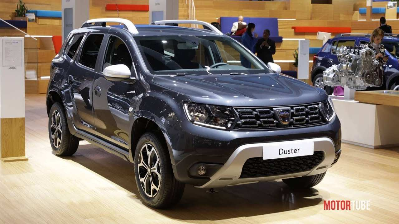 32 All New Dacia Duster 2020 Configurations with Dacia Duster 2020