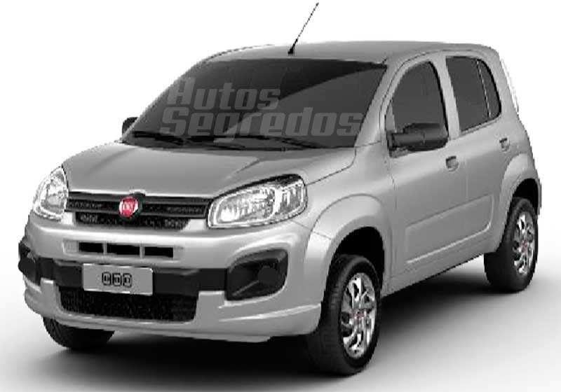 32 All New Fiat Uno 2019 New Review with Fiat Uno 2019
