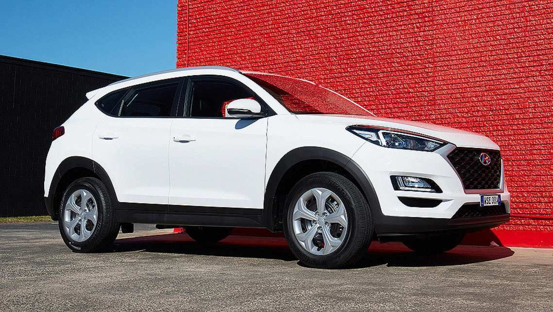 32 All New Hyundai Tucson 2019 Facelift First Drive for Hyundai Tucson 2019 Facelift