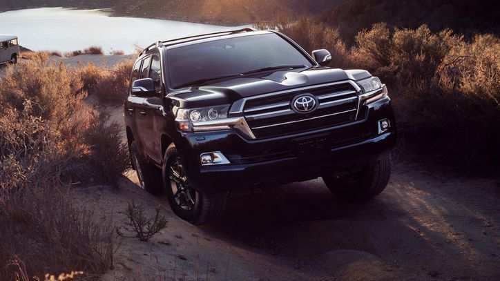 32 All New Toyota Land Cruiser 2020 Pictures with Toyota Land Cruiser 2020