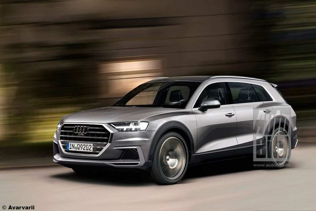 32 Best Review 2019 Audi Q7 Facelift Specs and Review by 2019 Audi Q7 Facelift