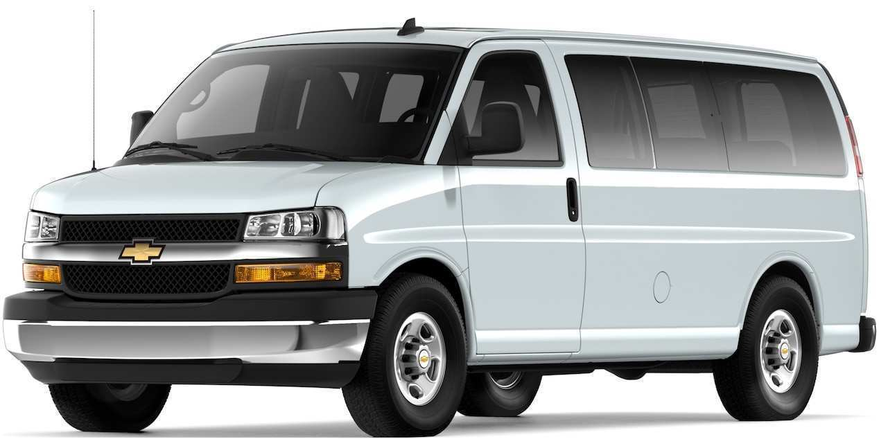 32 Best Review 2019 Chevrolet Express Van Reviews by 2019 Chevrolet Express Van